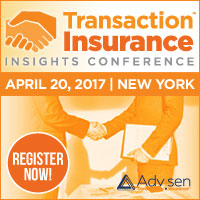 2017 Transaction Insurance Insights Conference – New York