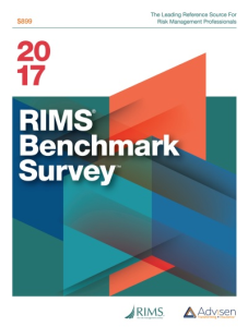 2017 RIMS Benchmark Survey