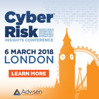 2018 Cyber Risk Insights Conference – London