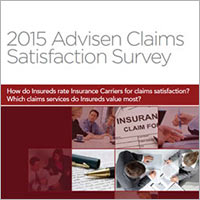 2015 Claims Satisfaction Survey Report