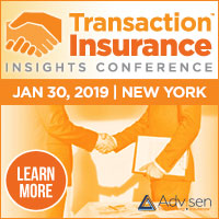 2019 Transaction Insurance Insights Conference – New York