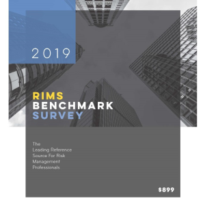 2019 RIMS Benchmark Survey