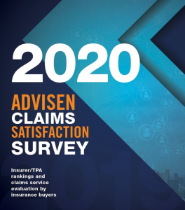 2020 Claims Satisfaction Survey Report