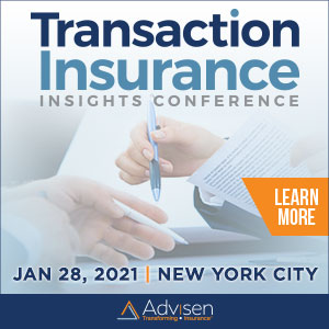 2021 Transaction Insurance Insights Conference – New York