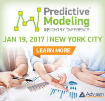 2017 Predictive Modeling Insights Conference - New York