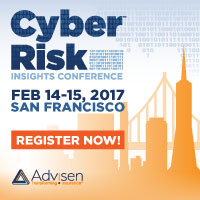 2017 Cyber Risk Insights Conference – San Francisco