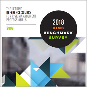 2018 RIMS Benchmark Survey